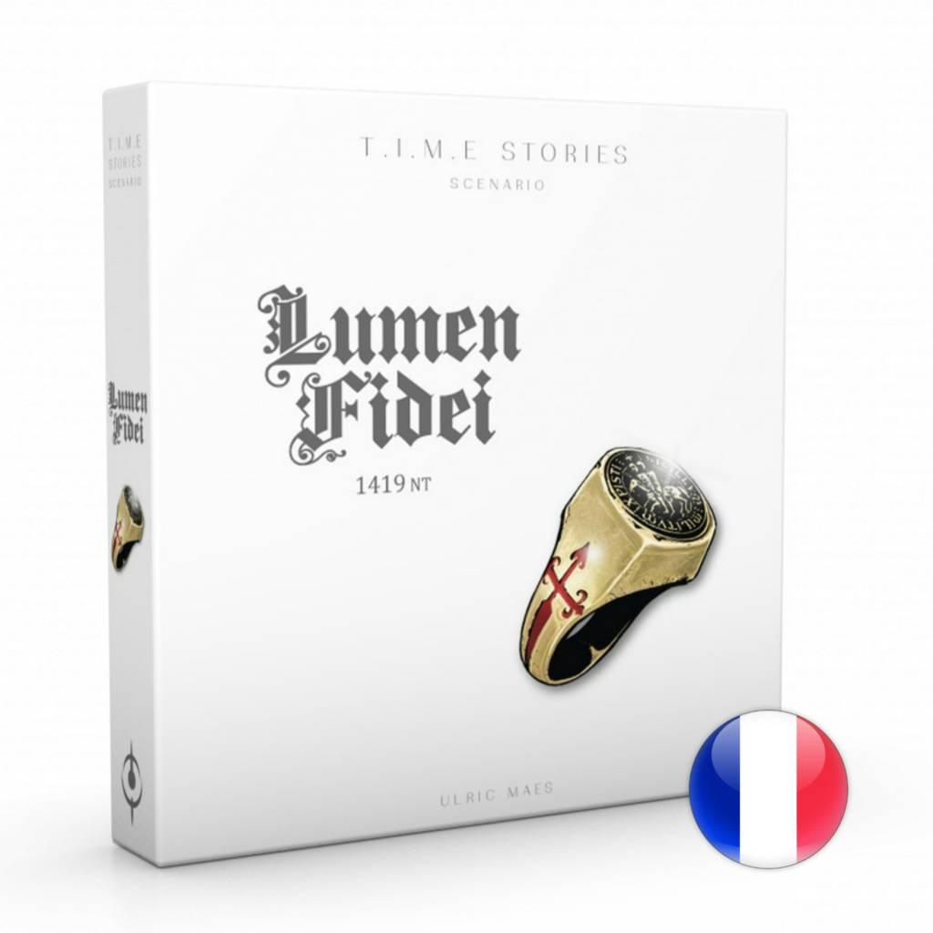 Asmodee T.I.M.E Stories Lumen Fidei (VF)
