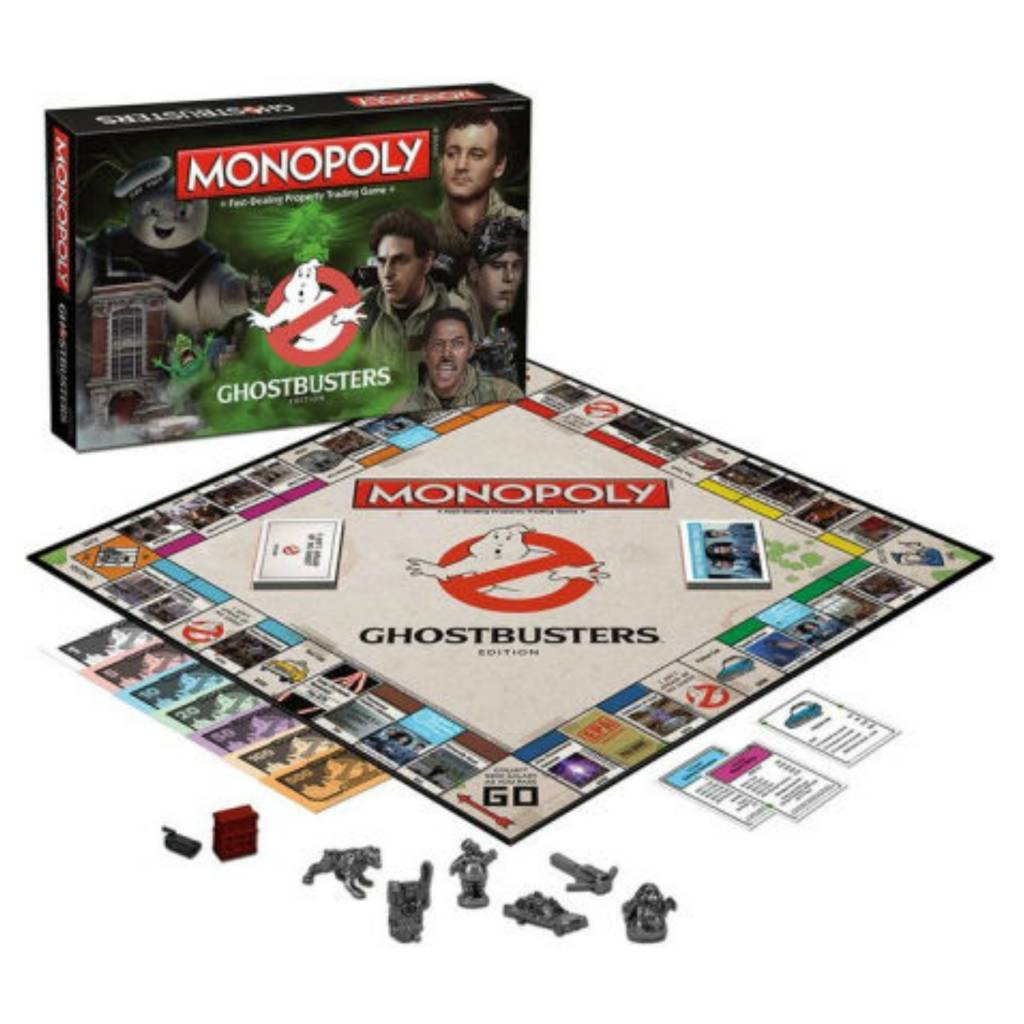 Monopoly Ghostbusters