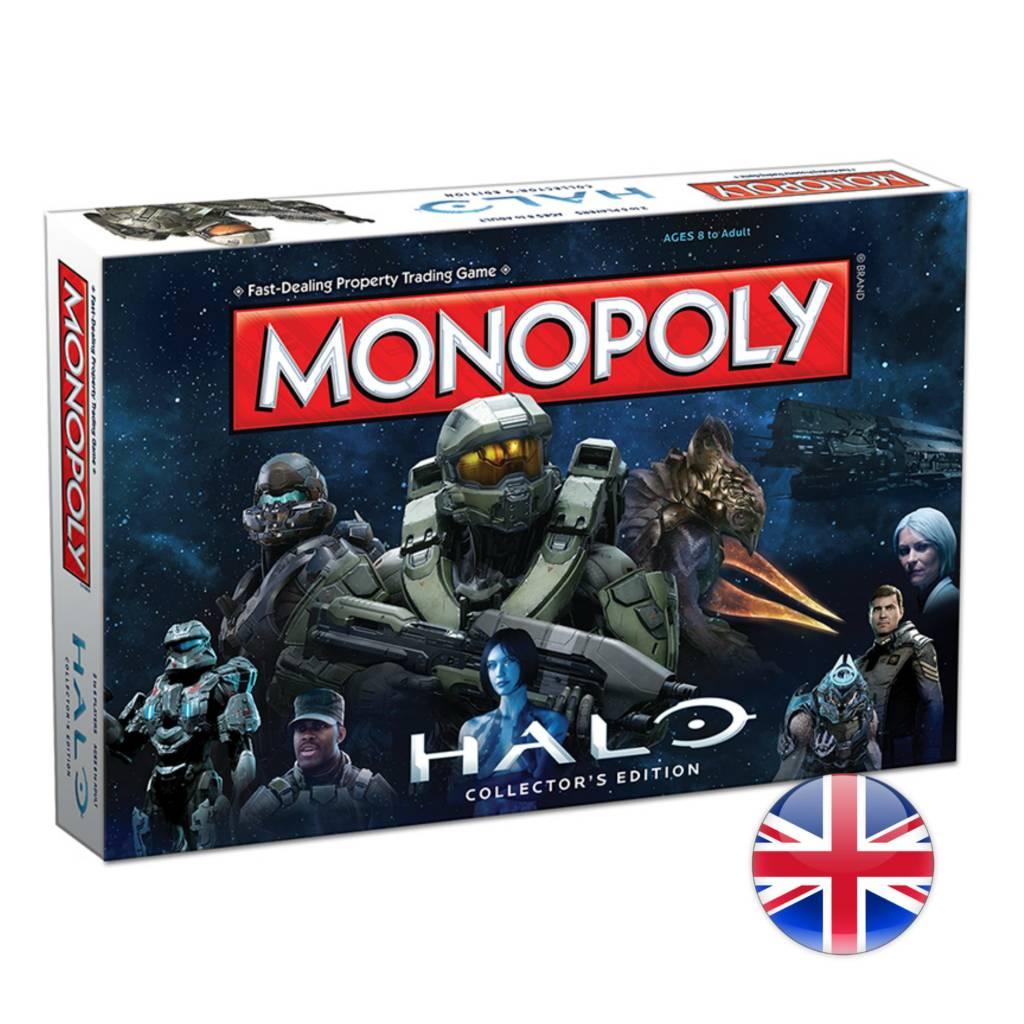 USAOpoly Monopoly Halo