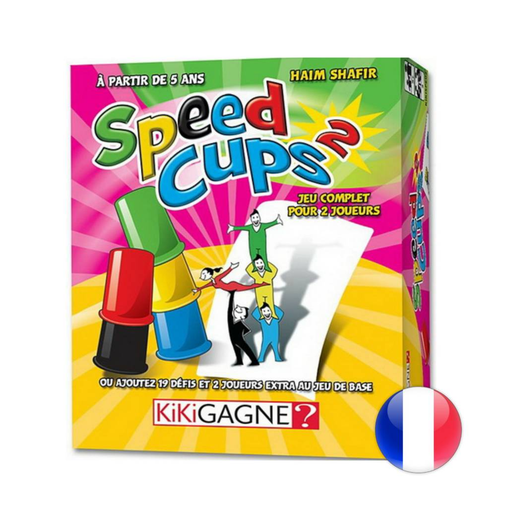 Kikigagne? Speed Cups 2