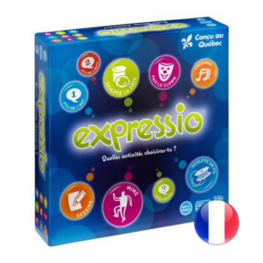 MHR Games Expressio