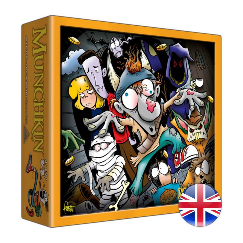 Steve Jackson Games Munchkin Halloween Monster Box