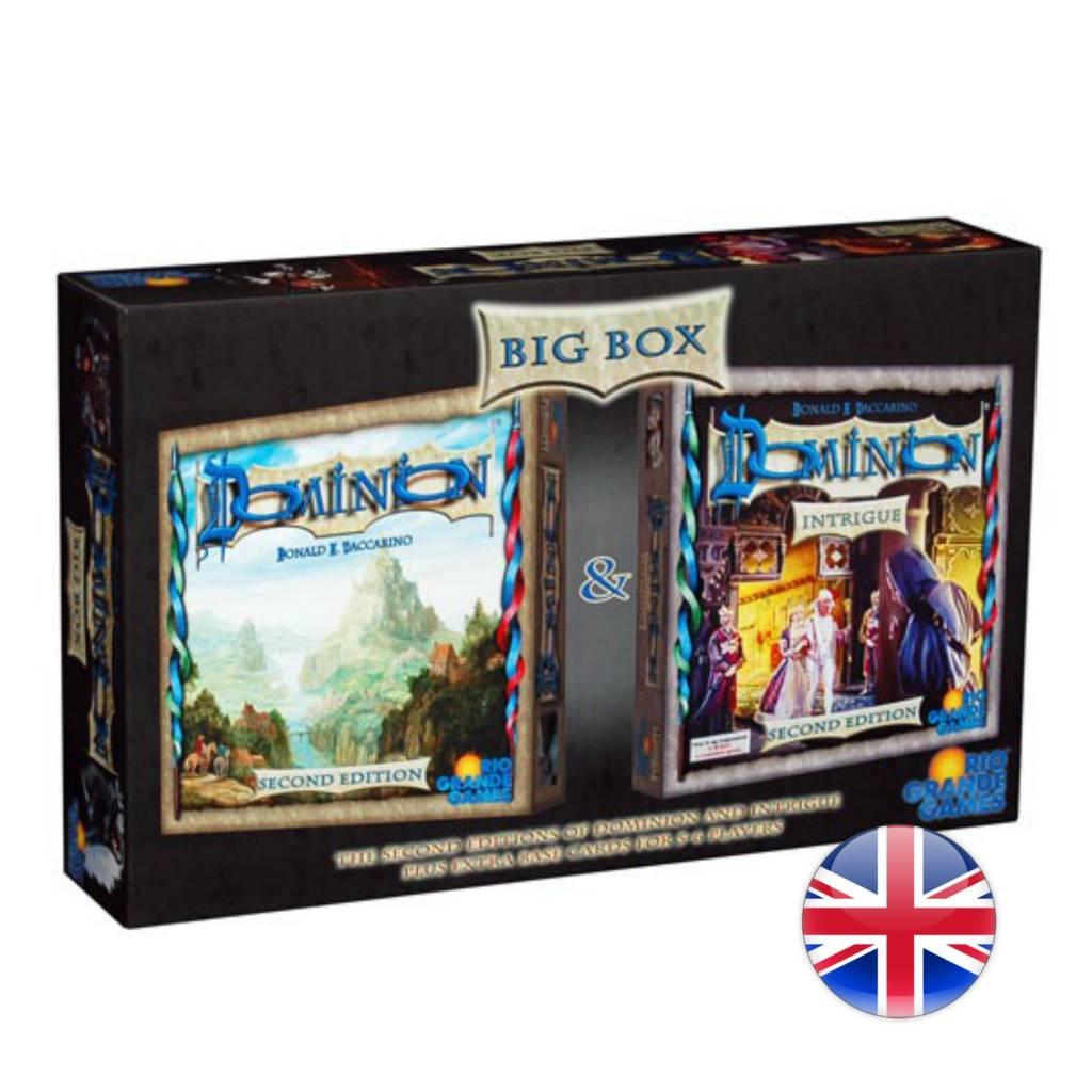 Rio Grande Games Dominion Big Box Second Edition