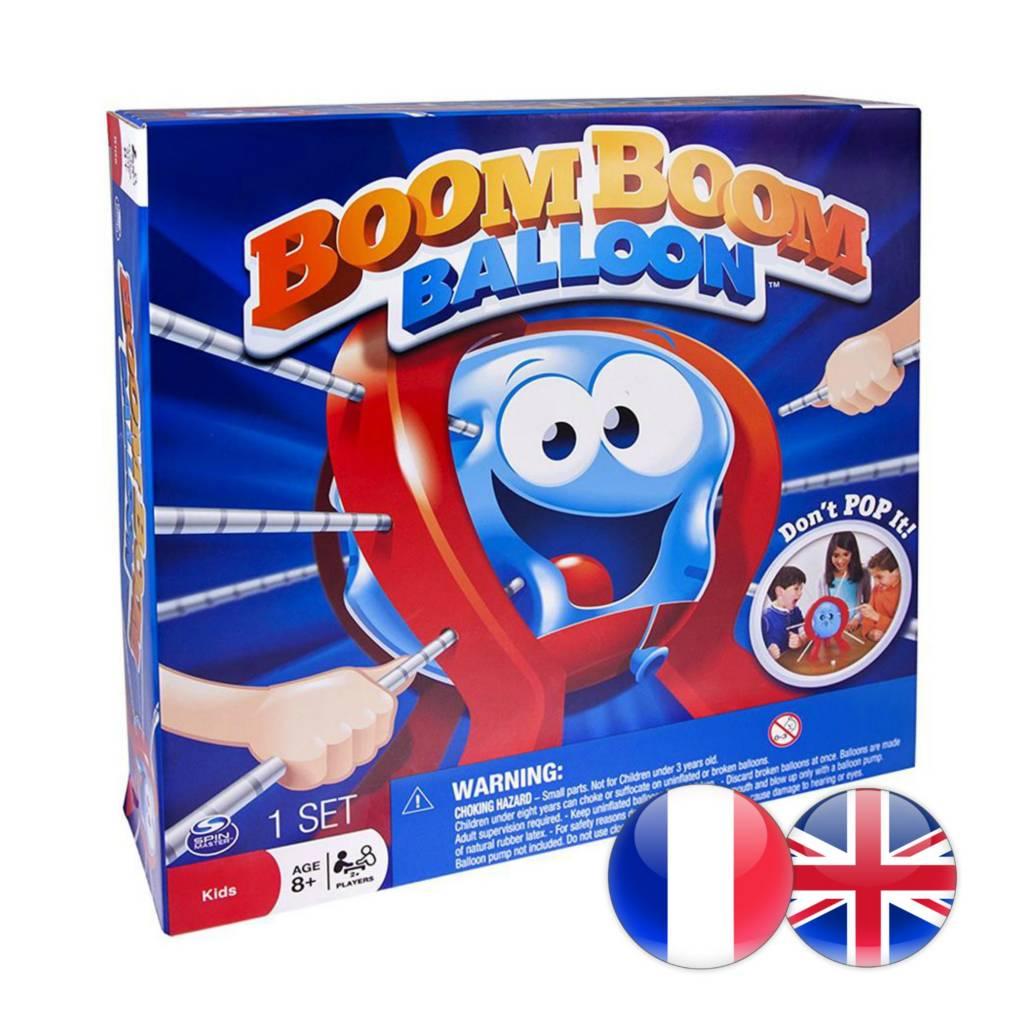 Spin Master Jeu Boom Boom Balloon
