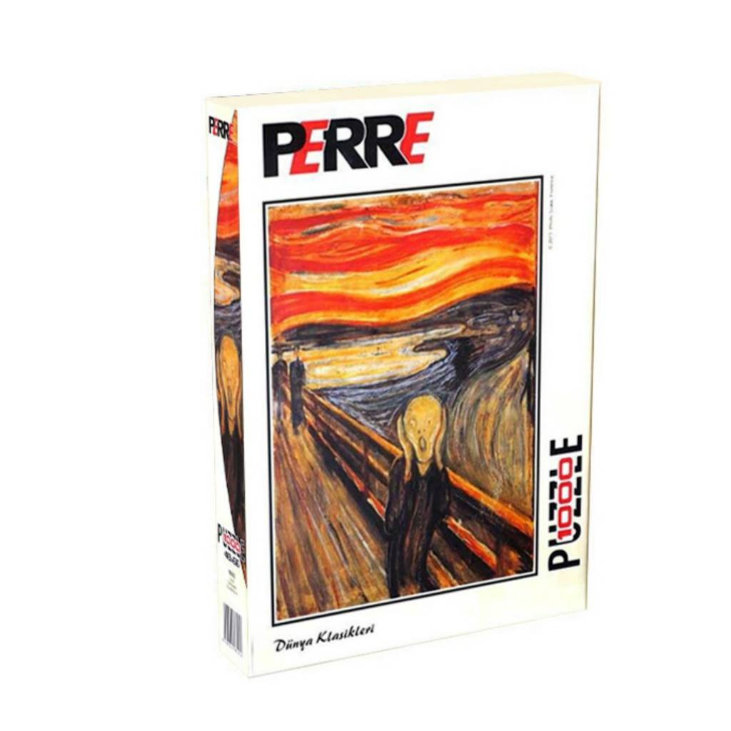 PERRE Puzzle 1000: Scream Perre