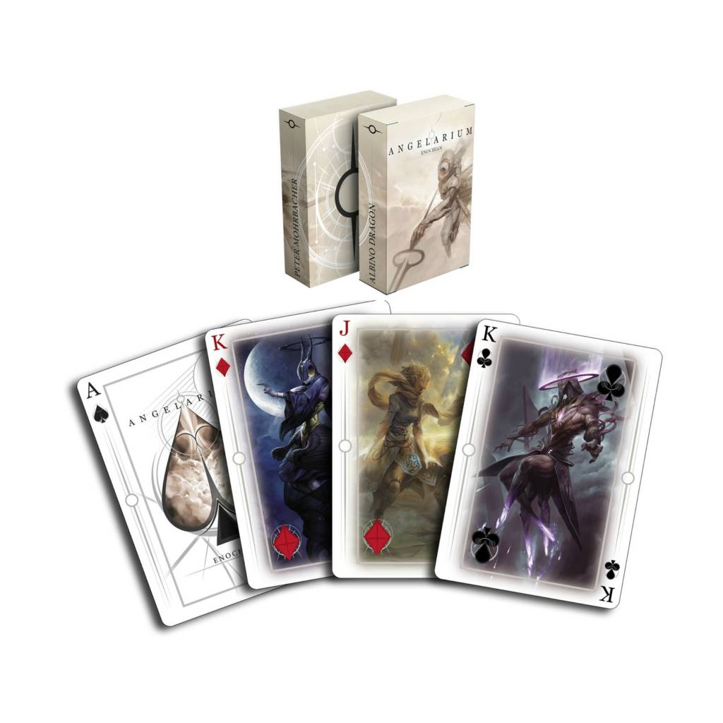 Bicycle Playing Cards: Angelarium Enochian