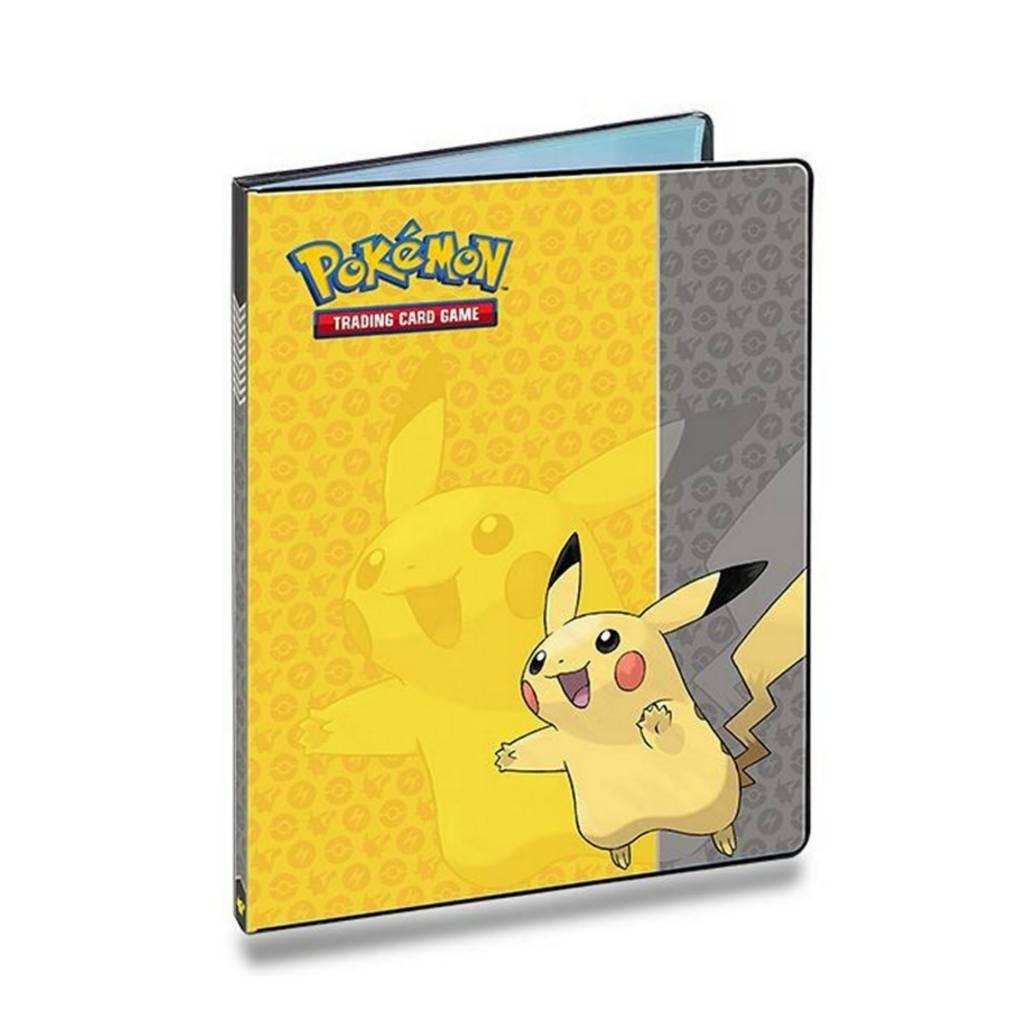 Ultra Pro Portfolio Pokemon 9 pochettes - Pikachu