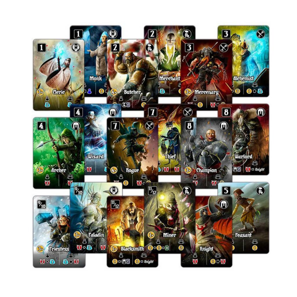Daily Magic Valeria: Card Kingdoms