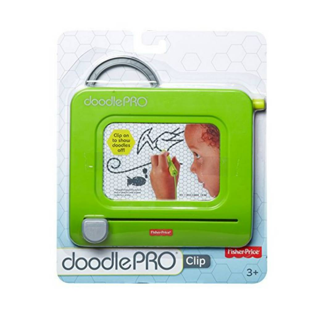 Fisher Price Mini Doodle Pro Vert