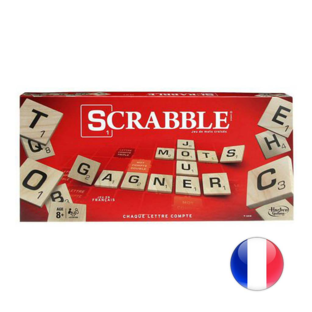 Hasbro Games Scrabble VF
