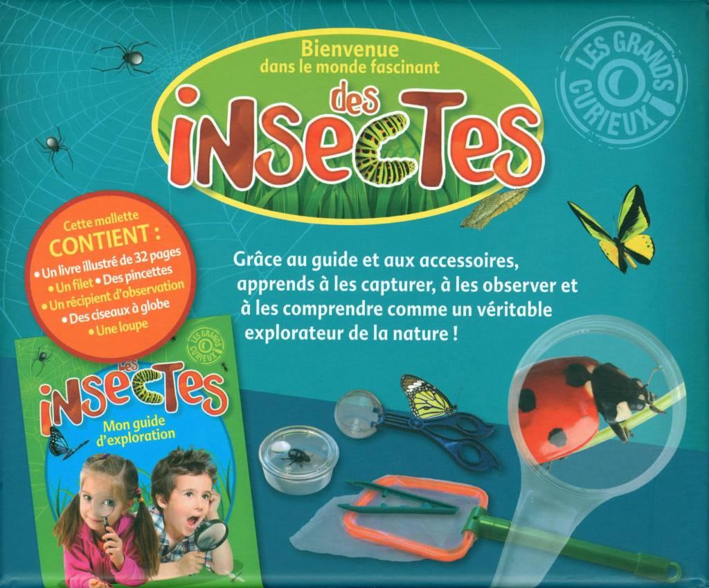 Berlicoco Coffret - Les insectes
