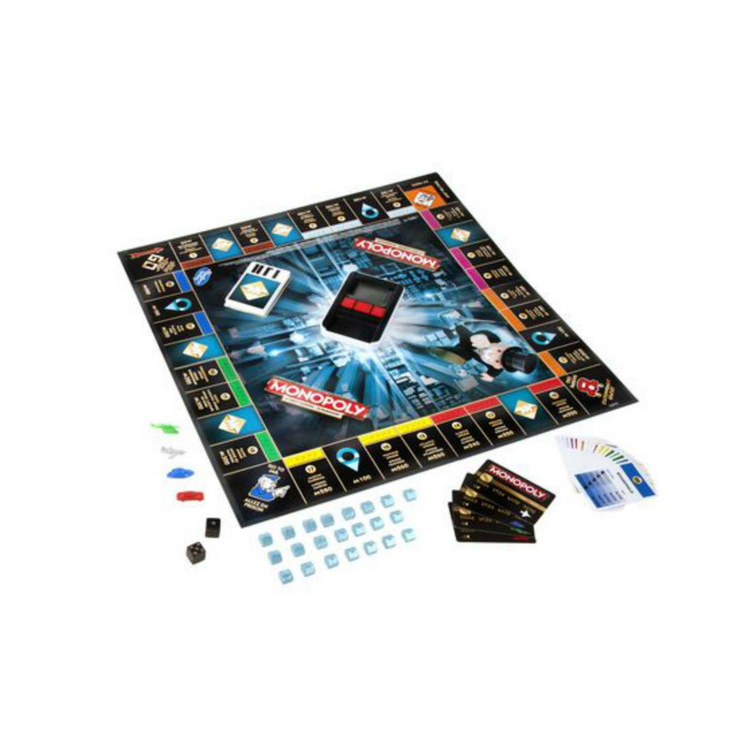 Hasbro Games Monopoly Ultrabanque