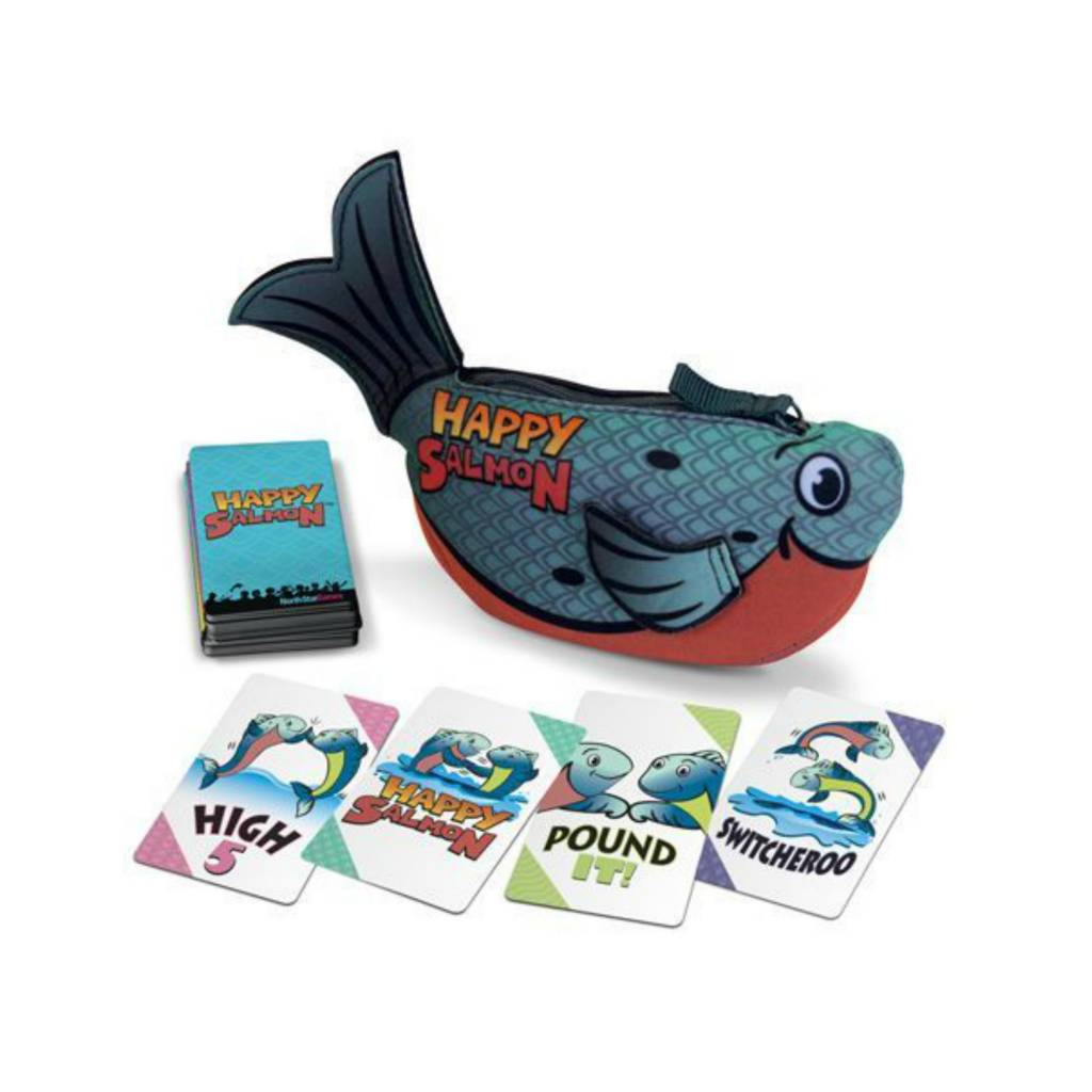 North Star Games Happy Salmon Blue