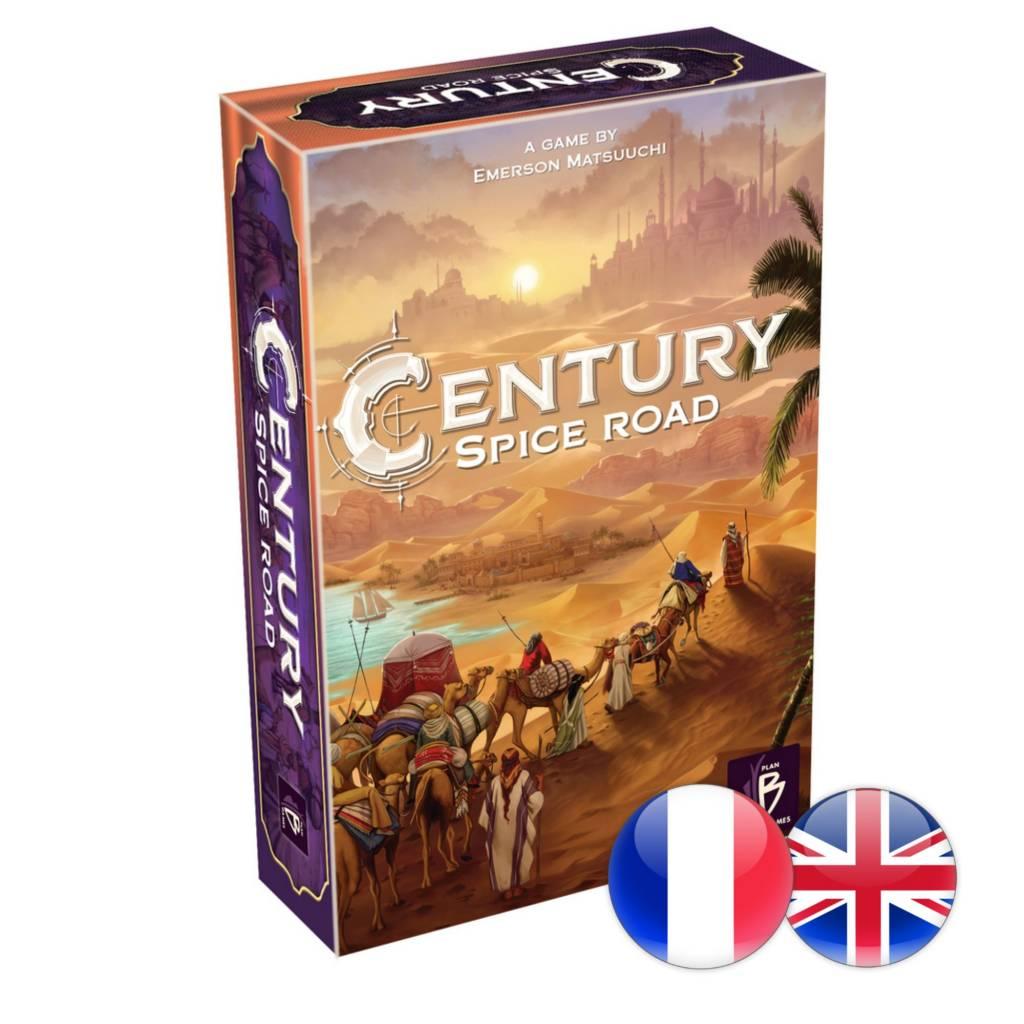 Plan B Century - La route des épices - Spice Road (Multi)