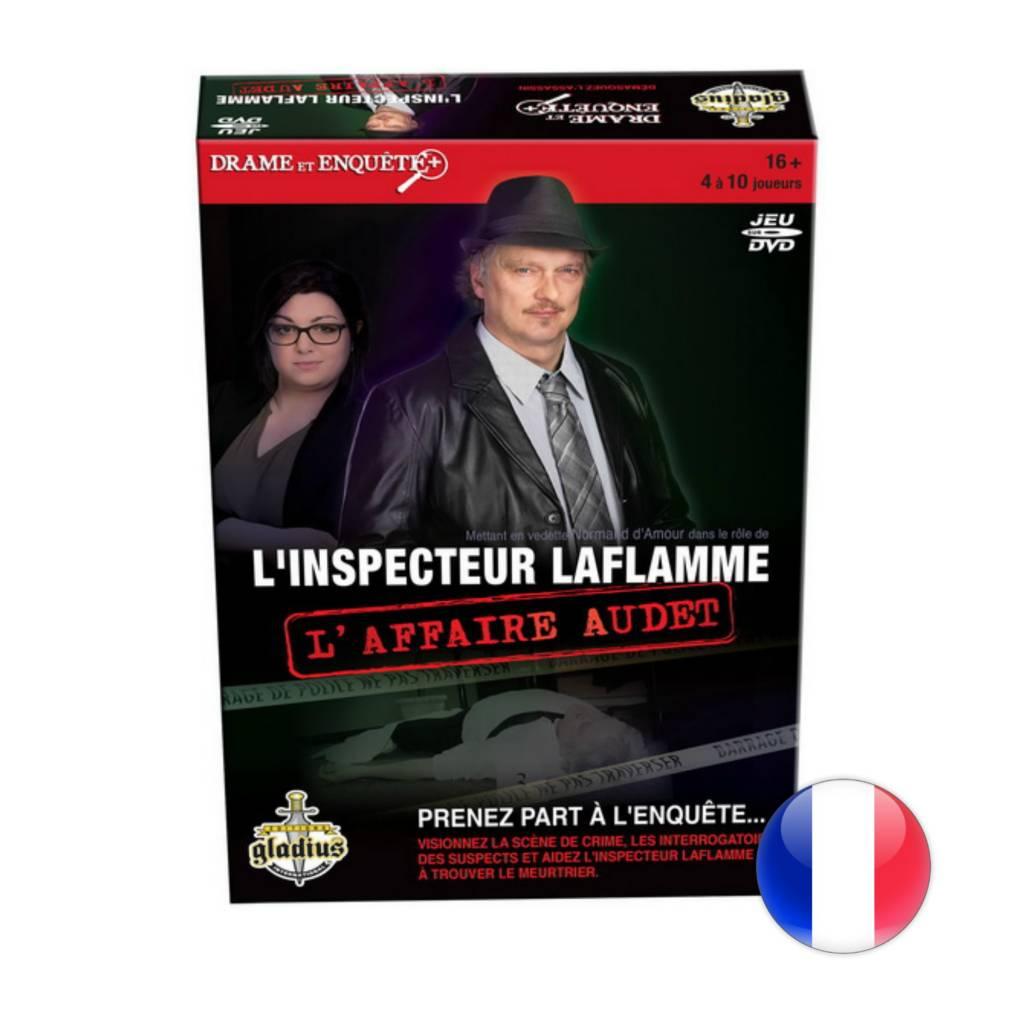 Gladius Drame & enquête+ - L'affaire Audet (4-10)