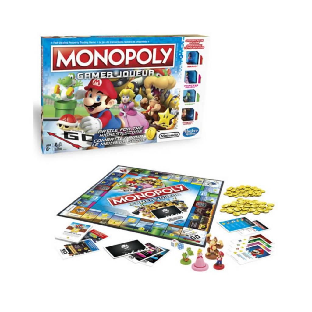 monopoly gamer l 39 as des jeux l 39 as des jeux. Black Bedroom Furniture Sets. Home Design Ideas