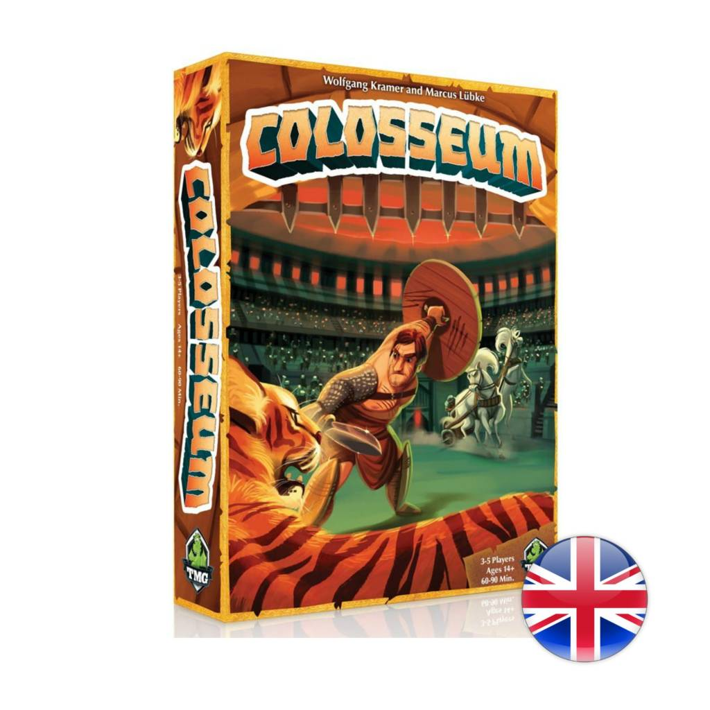 Tasty Minstrel Games Colosseum Emperors Edition