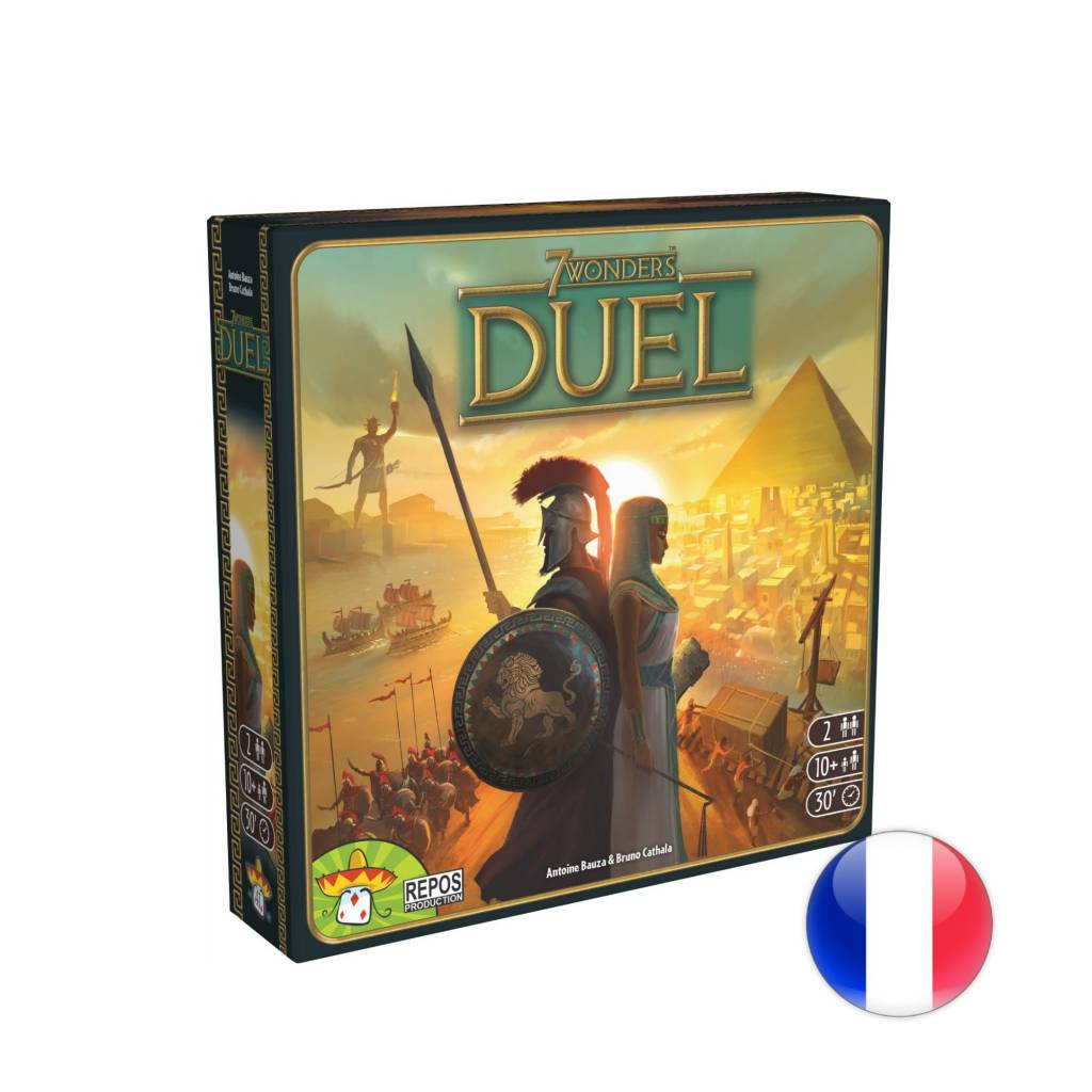 Repos Production 7 Wonders Duel VF