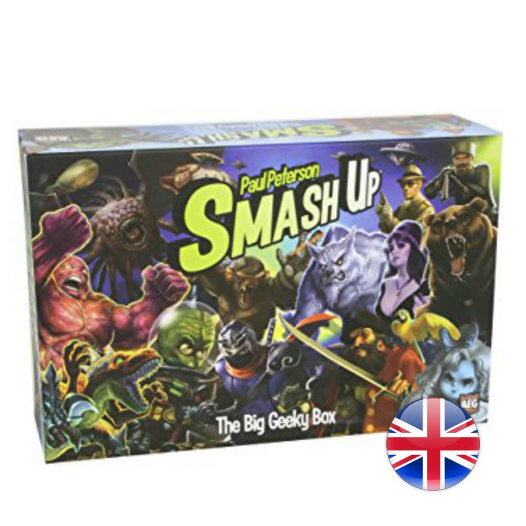 AEG Smash Up The Big Geeky Box