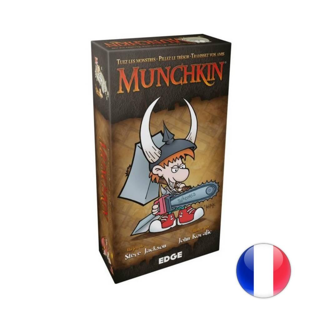 Edge Entertainment Munchkin Seconde Edition