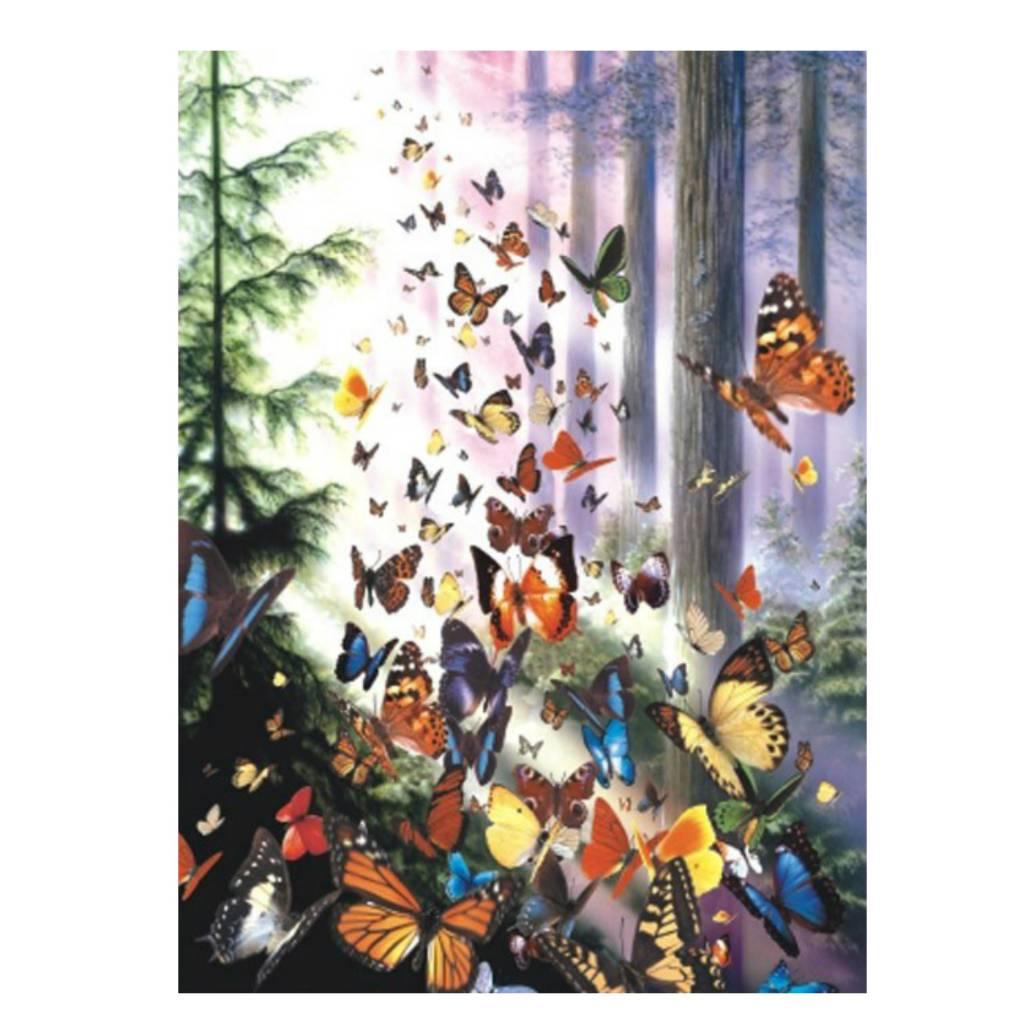 Anatolian Puzzle 1000: Butterfly Woods Anatolian