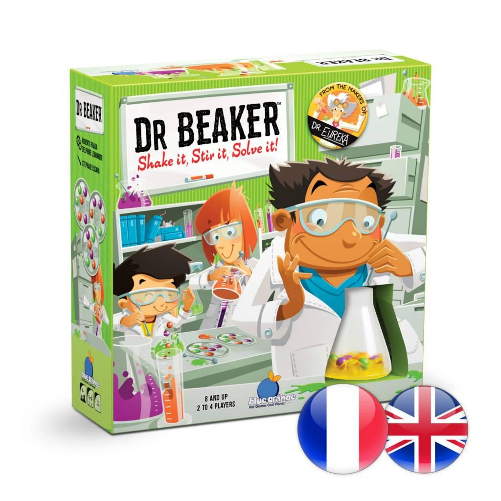 Blue Orange Dr. Beaker