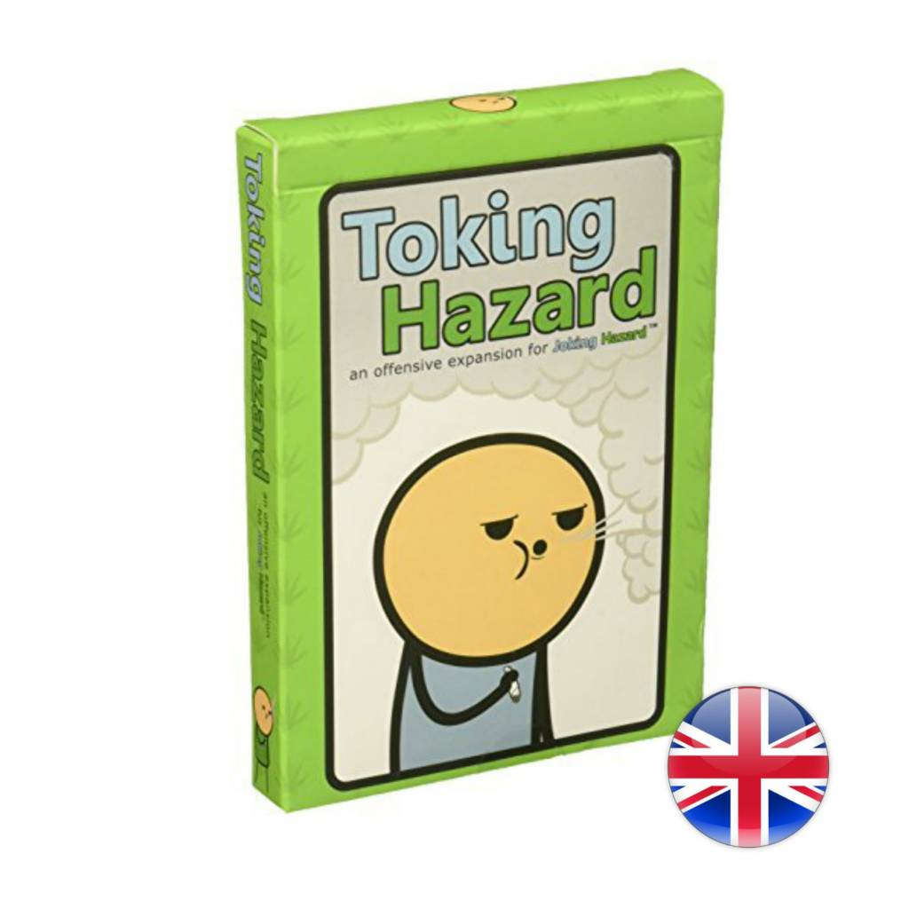 Toking Hazard - An offensive expansion for Joking Hazard