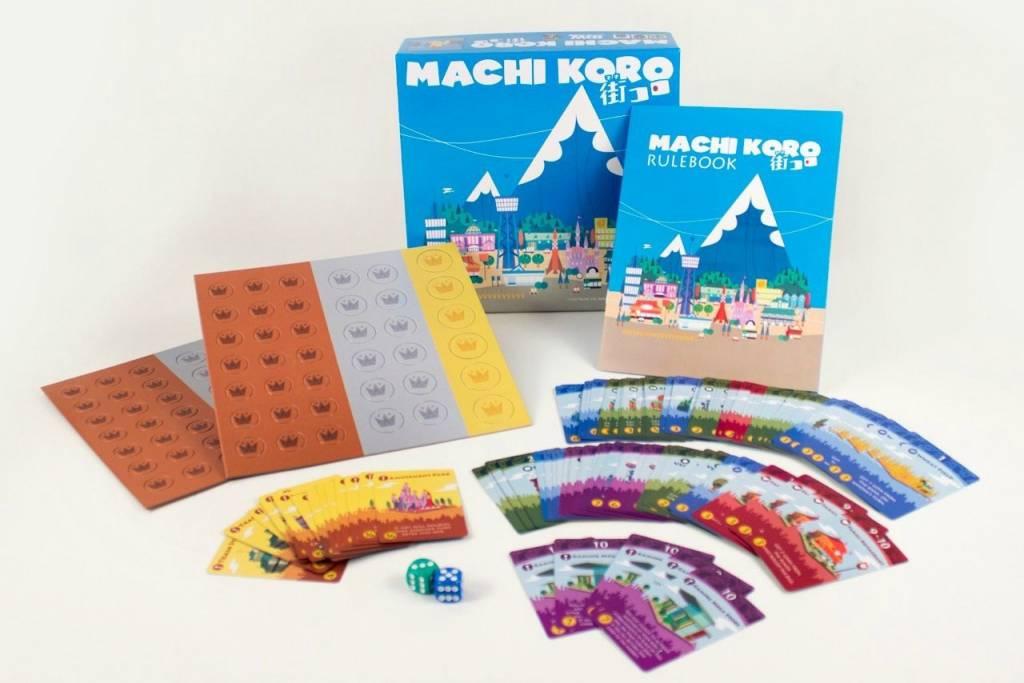 IDW Games Machi Koro