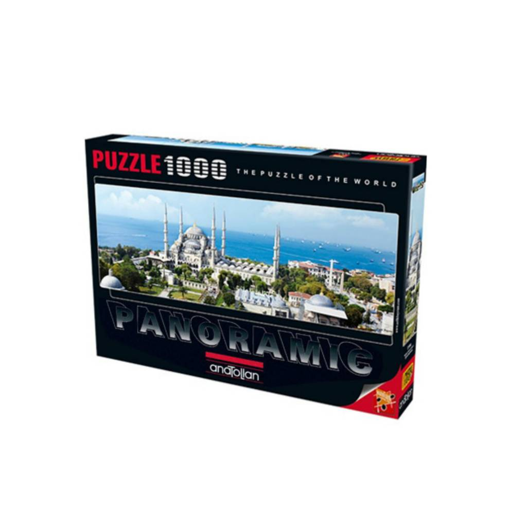 Anatolian Puzzle 1000: Bayram panoramic Anatolian