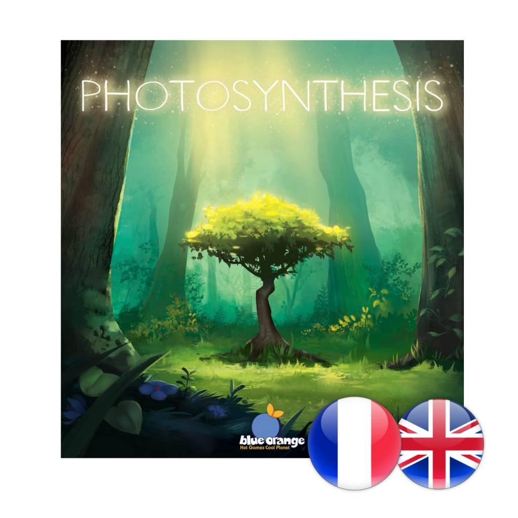Blue Orange Photosynthesis (multi)