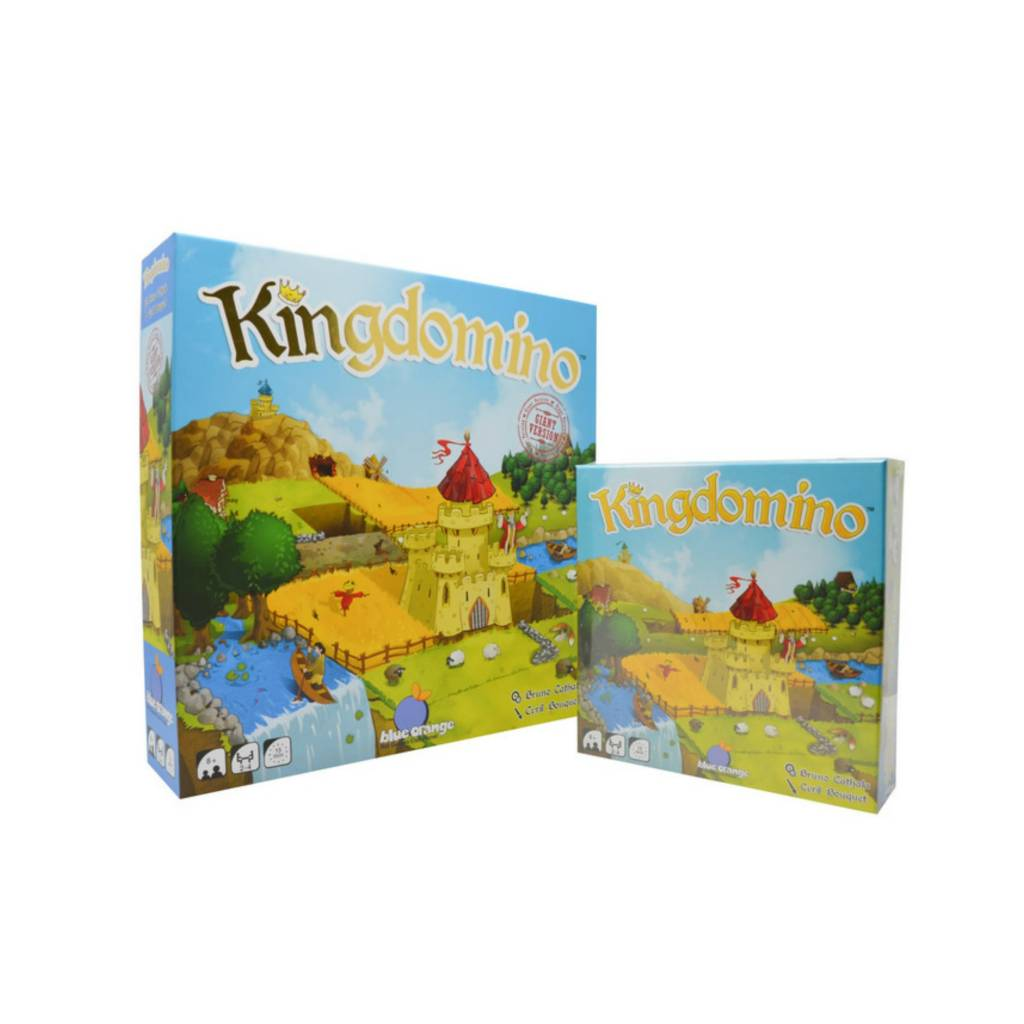 Blue Orange Kingdomino Géant