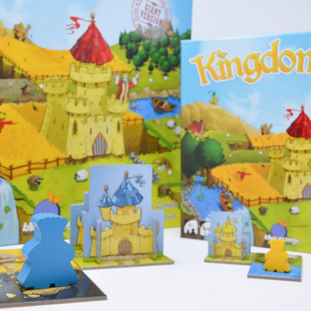 Blue Orange Kingdomino Géant