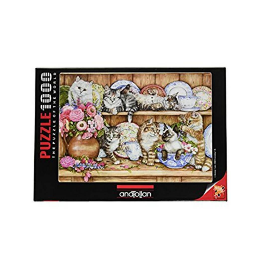 Anatolian Puzzle 1000:  Kittens Anatolian
