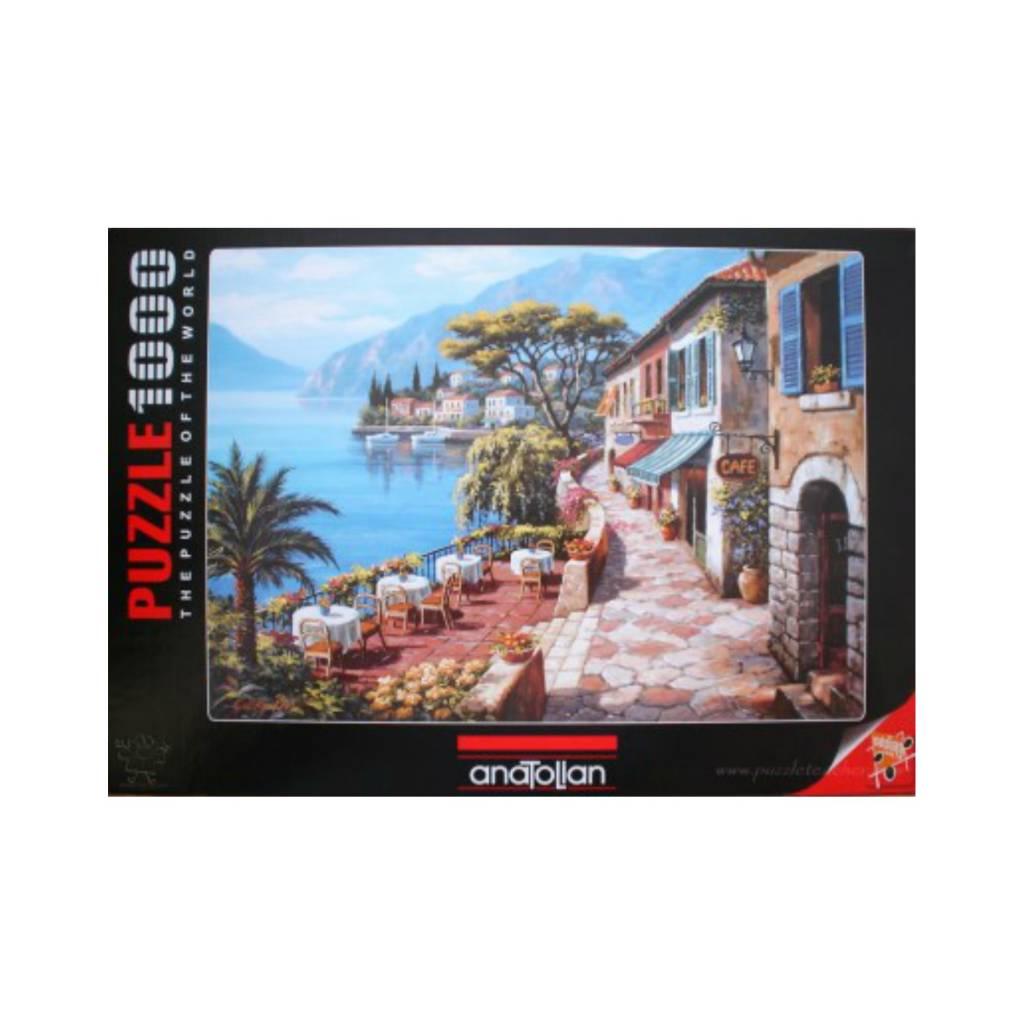 Anatolian Puzzle 1000:  Overlook Cafe 2 Anatolian