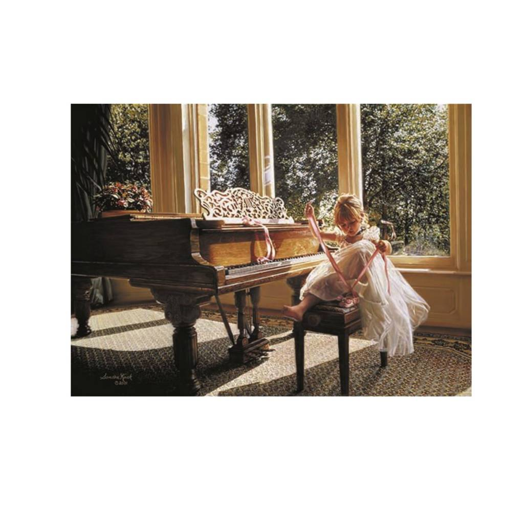 Anatolian Puzzle 1000:  Piano Ballerina Anatolian