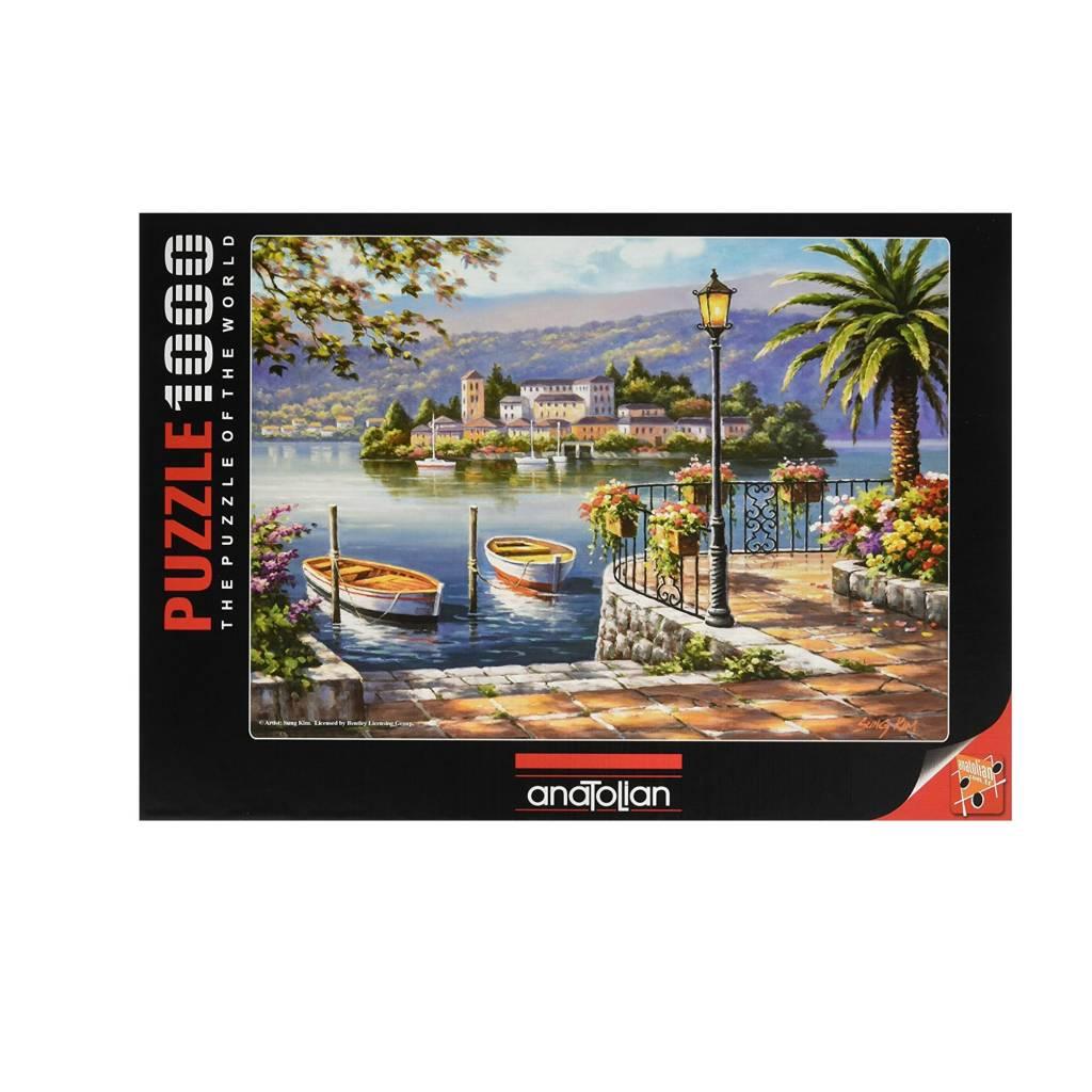 Anatolian Puzzle 1000:  Seaside Port Anatolian