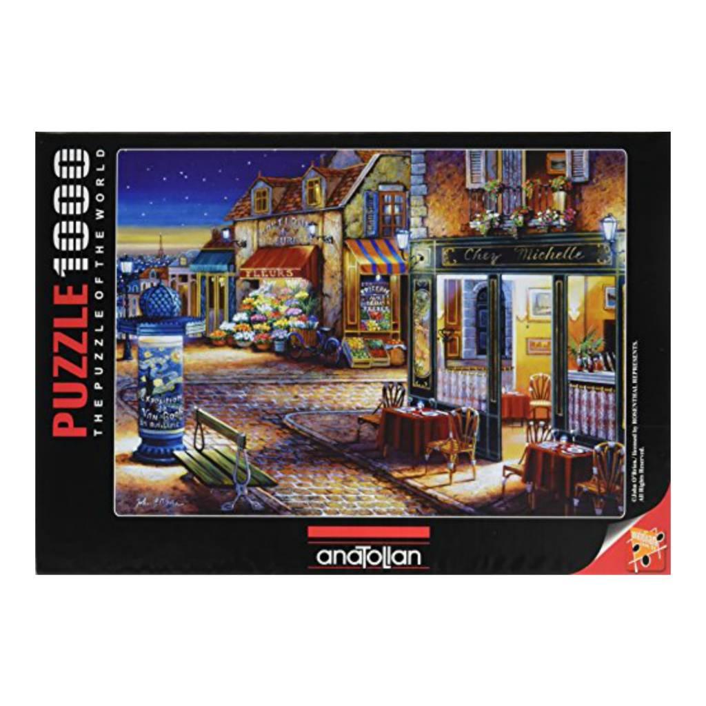 Anatolian Puzzle 1000:  Starry Night Anatolian