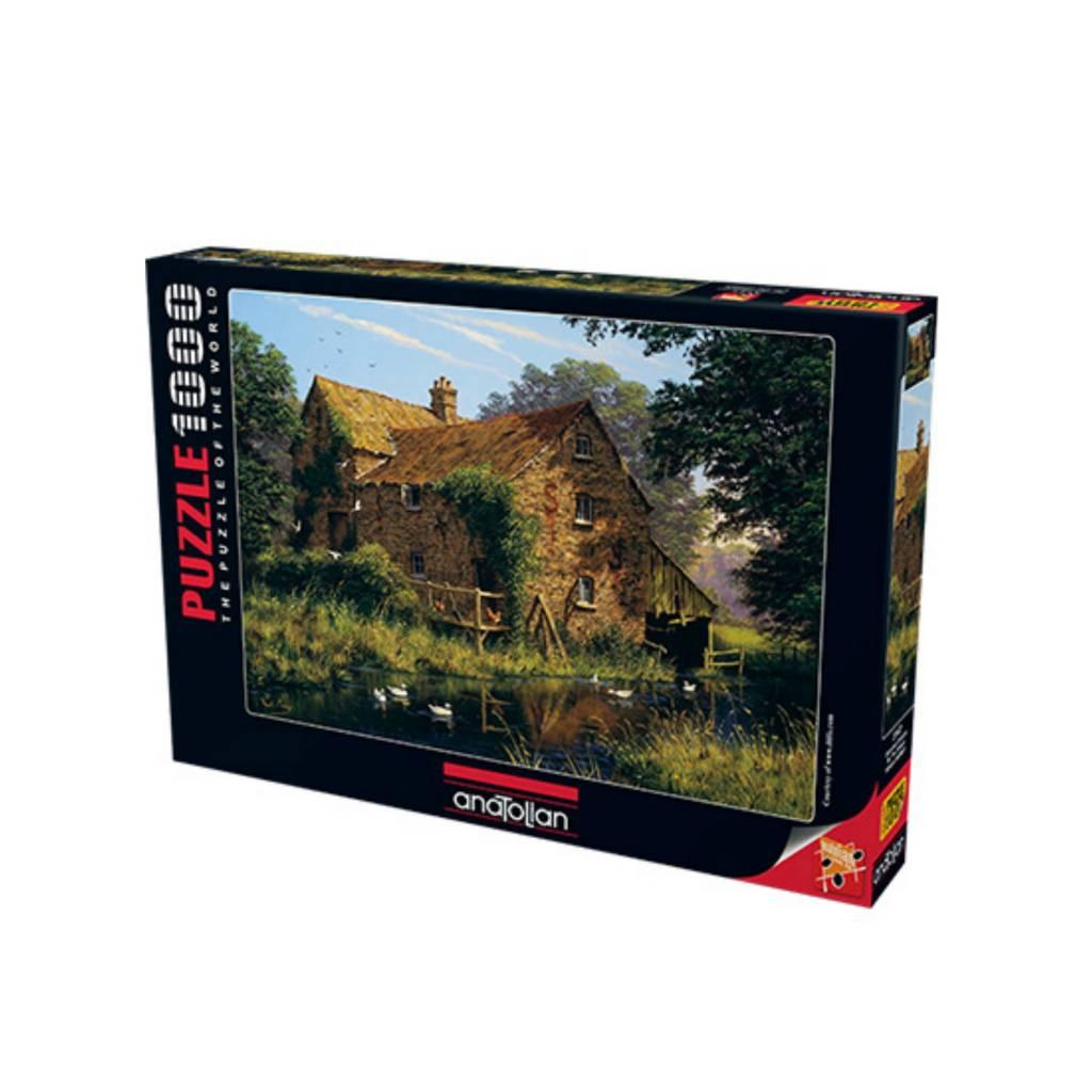 Anatolian Puzzle 1000: By  The Stream Anatolian