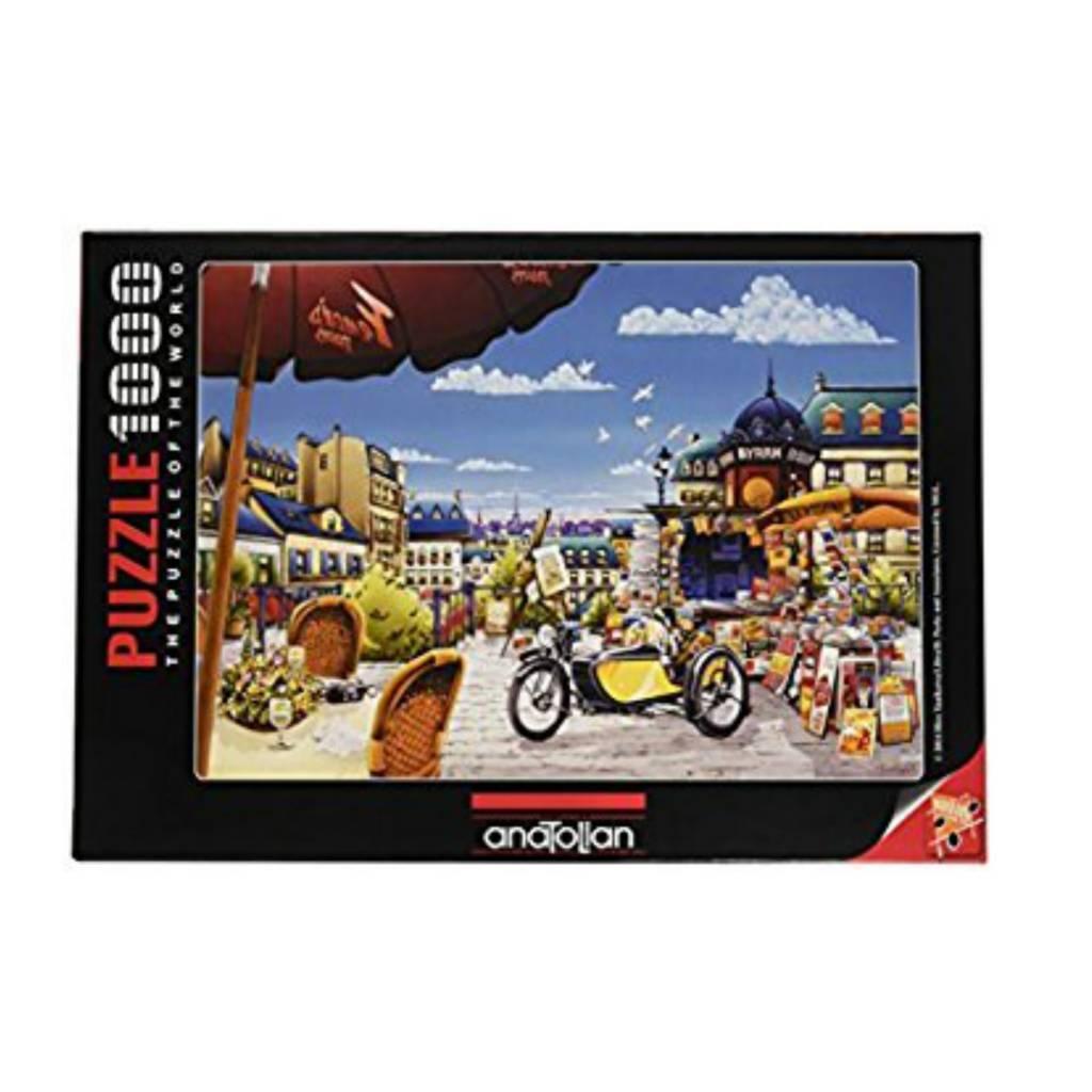 Anatolian Puzzle 1000: Newspaper Stand Anatolian
