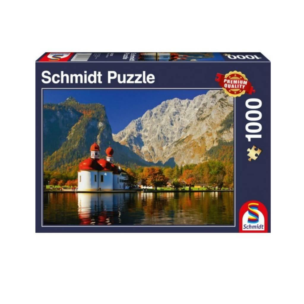 Schmidt Puzzle 1000: St Bartholomew's Schmidt