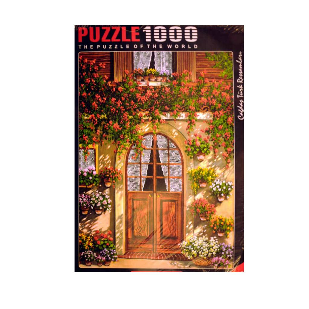 Anatolian Puzzle 1000: The Door Anatolian