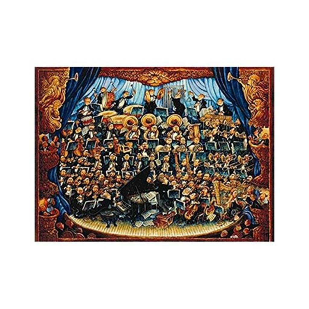 Anatolian Puzzle 1000: Fortissimo