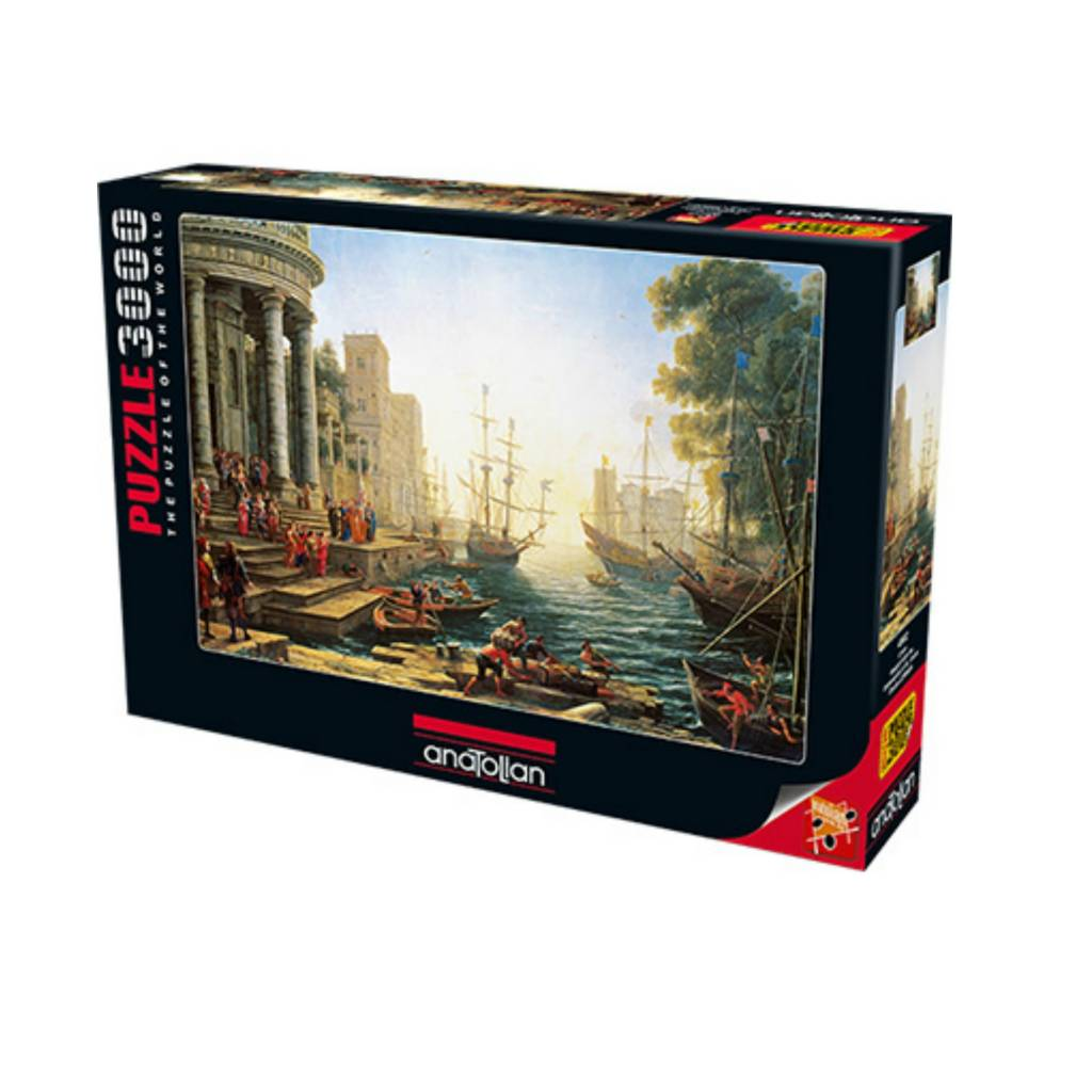 Anatolian Puzzle 3000: Seaport with the Embarkati Anatolian
