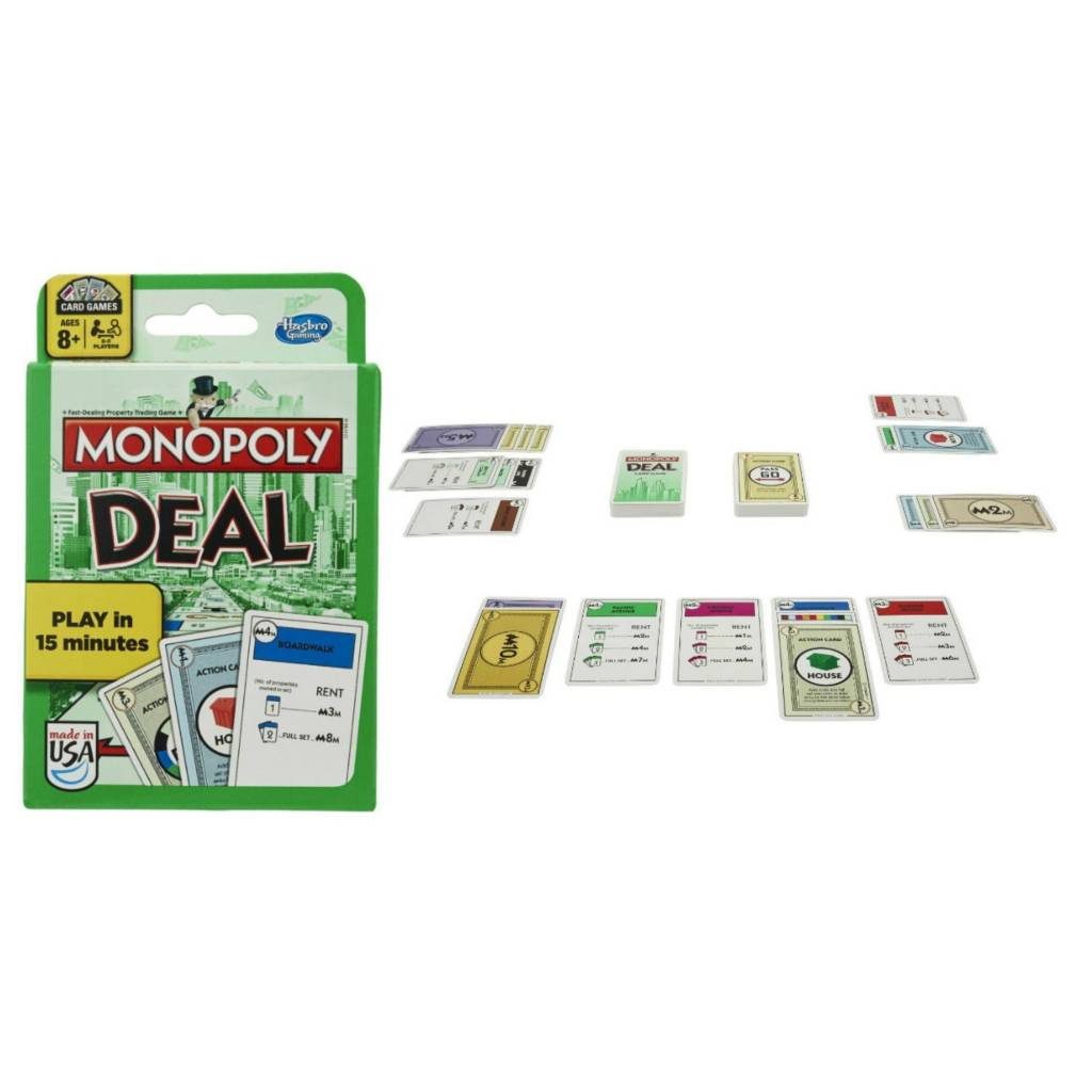 Hasbro Games Monopoly Deal