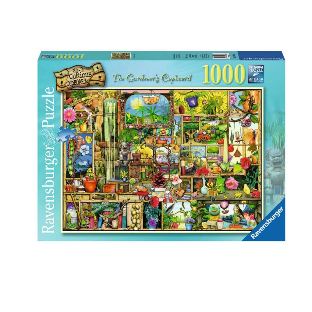 Ravensburger Puzzle 1000: The Gardener's Cupboard Ravensburger