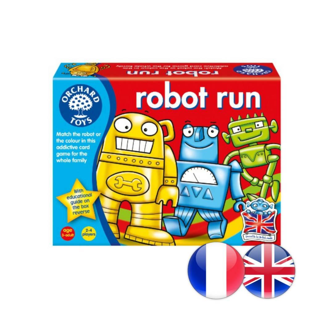 Orchard Toys La course des robots