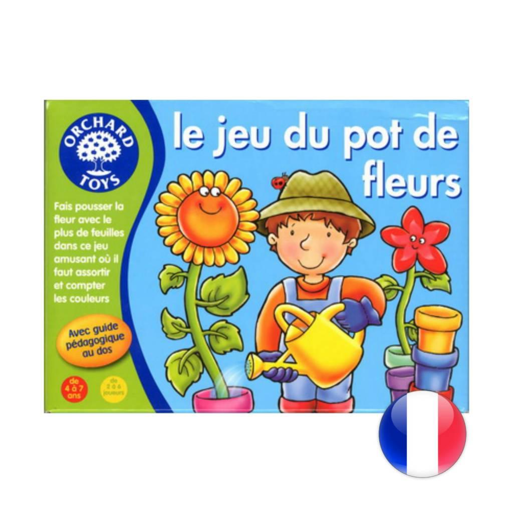 Orchard Toys Le jeu du pot de fleurs