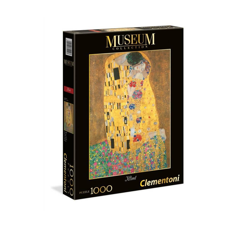 Clementoni Puzzle 1000: Klimt Le Baiser Clementoni