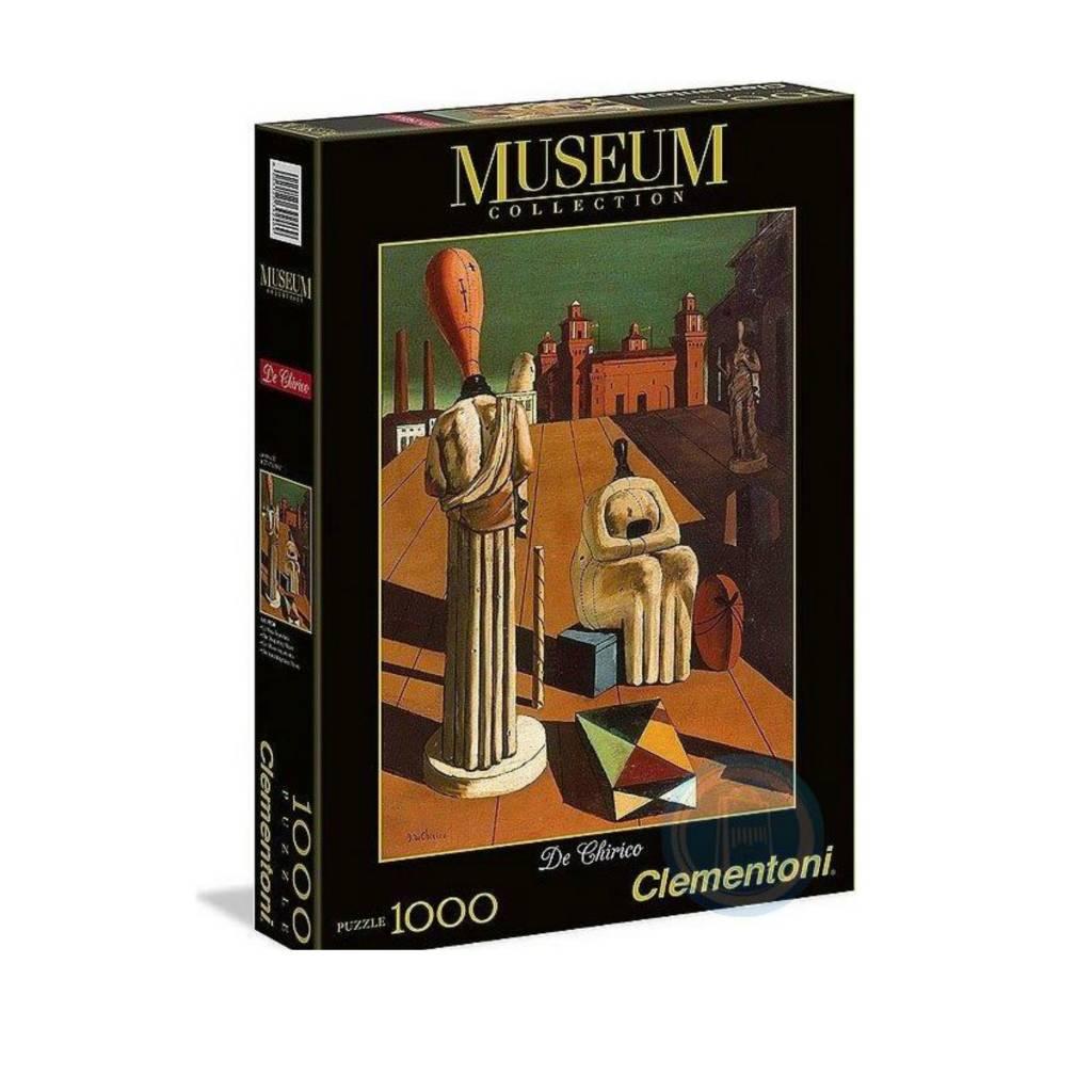 Clementoni Puzzle 1000: Les muses inquieta Clementoni