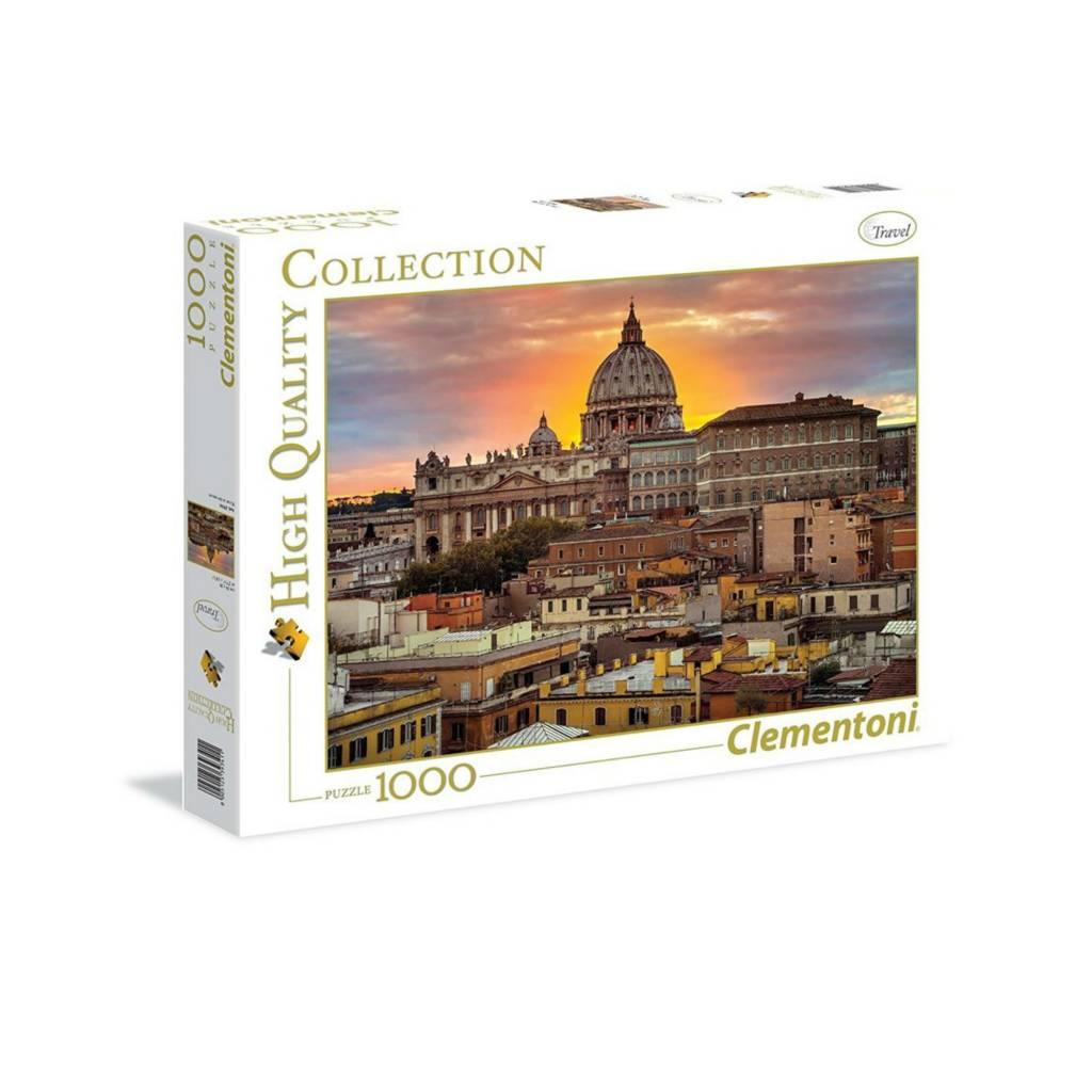 Clementoni Puzzle 1000: Rome Clementoni
